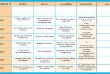 Kha dieet en recepten