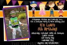Levi's 1st birthday / by Jennie H