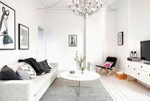INTERIORS / Living Room