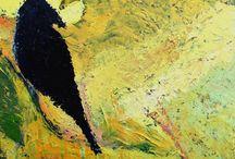 Oil paintings Zsolt József Simon