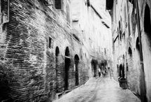 Impressionism street photography