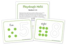 Number Activities for kids with Special Needs / I love using hands on activities to teach kids with special needs number recognition.  I've collected lots of Number activities for kids with special needs to keep the learning fun!