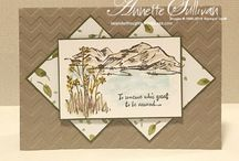 In the Meadow Card Ideas / by Laurie Graham: Avon Rep