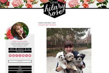 blog inspiration / by Christa Lei