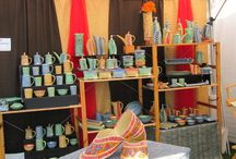 Fairs, Markets and Festivals / by Dizzy Bird Pottery Canada