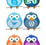USP Fulfillment Social Media Logo Ideas