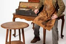 Furniture restouration