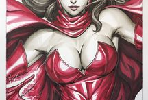 ◇Heroines◇ Scarlet Witch