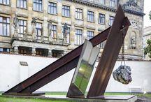 sochařství objekty
