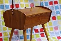 Boîte à Couture / Sewing Box