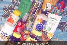 self care // beauty / products I want to try + tips