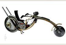 Watch motorbikes Chopper / Price 280 zł  folaron@konto.pl