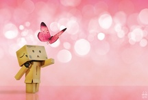 Board for Lovely Danbo / I love Danbo a lot. Kyaaa.