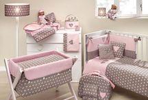 Bebek odaları ve aksesuarları