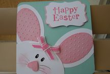 Easter Cards and More / by Cherie Gronewold-Mortazavi