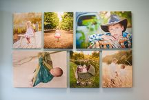 Wall Displays | Memories in Time Photography