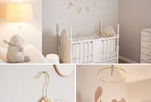 Nursery Ideas / by Karmen Meyer