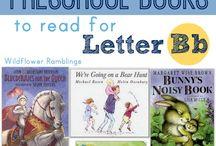 Letter B Preschool Unit / Letter B Preschool Unit with The Peaceful Preschool! #thepeacefulpreschool