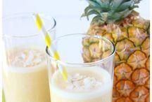 pineapple banana juice
