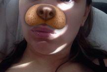 Snapchat  / Toutes mes photos fait avec mon snap !