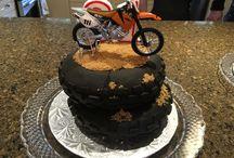 My cake creations / My on & off cake hobby