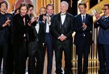 Grand Budapest Hotel / Golden Globes: Wes Anderson Thanks Everyone As 'Grand Budapest Hotel' Wins Best Picture, Comedy Or Musical