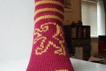 Harry potter knit