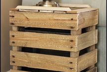 Pallet Home Ideas / Craft Projects