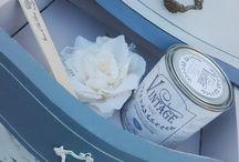 VINTAGE PAINT Jeanne d'Arc Living / Meble malowane farbą kredowa Vintage Paint JDL