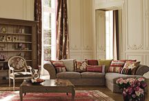 Living Room - French Country style