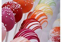 Cake Pops!  / by Maddie Pilkenton