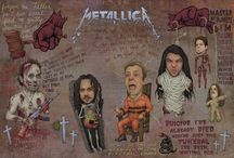 Metallica / With Hell In My Eyes And With Death In My Veins