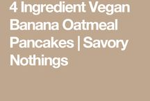 Vegan foods
