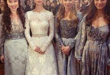 Reign- dresses