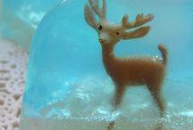 Creating: winter & Christmas