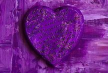 Purple my day! / One color a day!