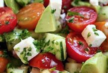 Avocado Salads