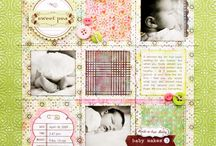 Scrapbooking Ideas / by Jessica Arber