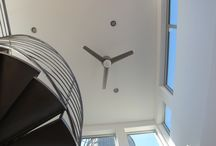 Creative Finishes / Offices/Retail space with innovative design and finishes