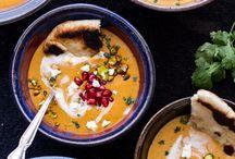 Moroccan soups / Marokkói levesek