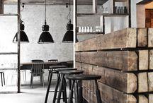Rustic Contemporary Interiors