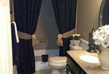 Guest Bathroom Ideas / by Leighton Peebles