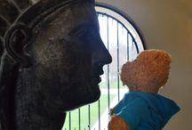 Misiu our teddy bear
