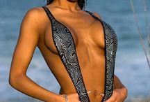 Slingshot Bikinis / Girls in slingshot thong bikinis!
