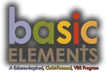 BASIC Elements Science VBS devotions