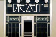 Otto Wagner - Architect, designer / Architecture & Design