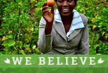We Believe / These are principles Kiva works to uphold every day as we work for a more connected and compassionate world. Share your favorite #WeBelieve statement!