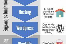 Blog / Contenido que puede servir para generar contenidos para un blog y su relación con las redes sociales