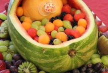 Watermelons & Other Fruits/Veggies-CUTE / by Barbara Binda