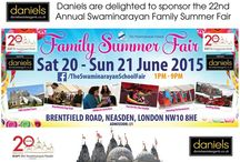 Swaminarayan school Fair 2015